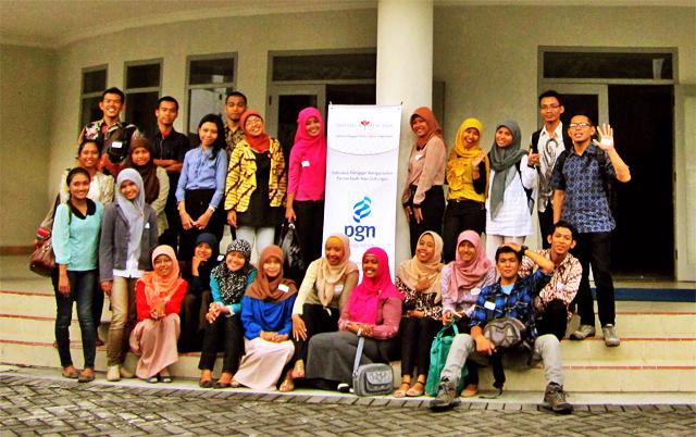 Kebersamaan dalam Direct Assessmen Indonesia Mengajar di Museum Pendidikan Indonesia Kampus UNY