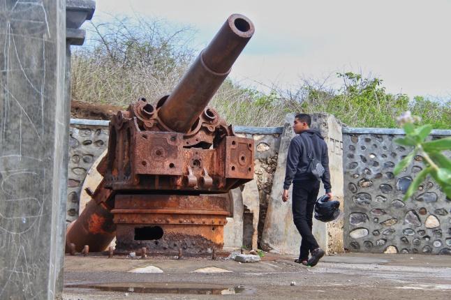 Fahri dan Meriam